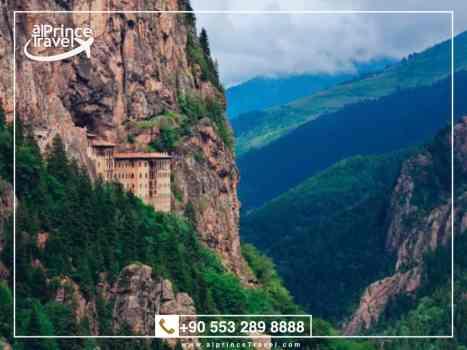برنامج سياحي لتركيا 15 يوم - دير سو ميلا
