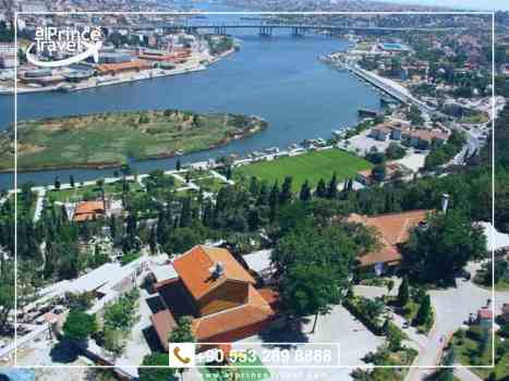 برنامج سياحي لتركيا 9 ايام - هضبة بير لوتي