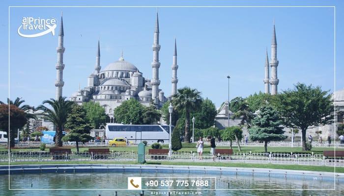 اماكن سياحية في اسطنبول - المساجد