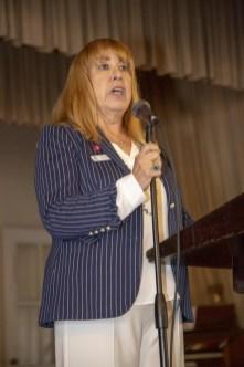 ALPV President Denise Delgado