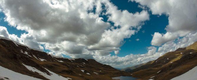 Shutman lake Brod