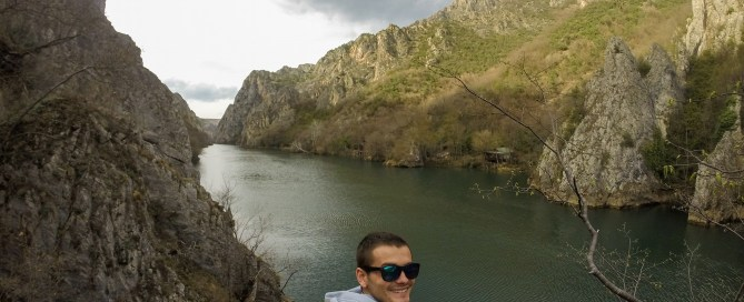 Matka canyon Macedonia