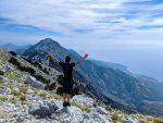 Maja e Qorres, wild mountains and heaven shorelines