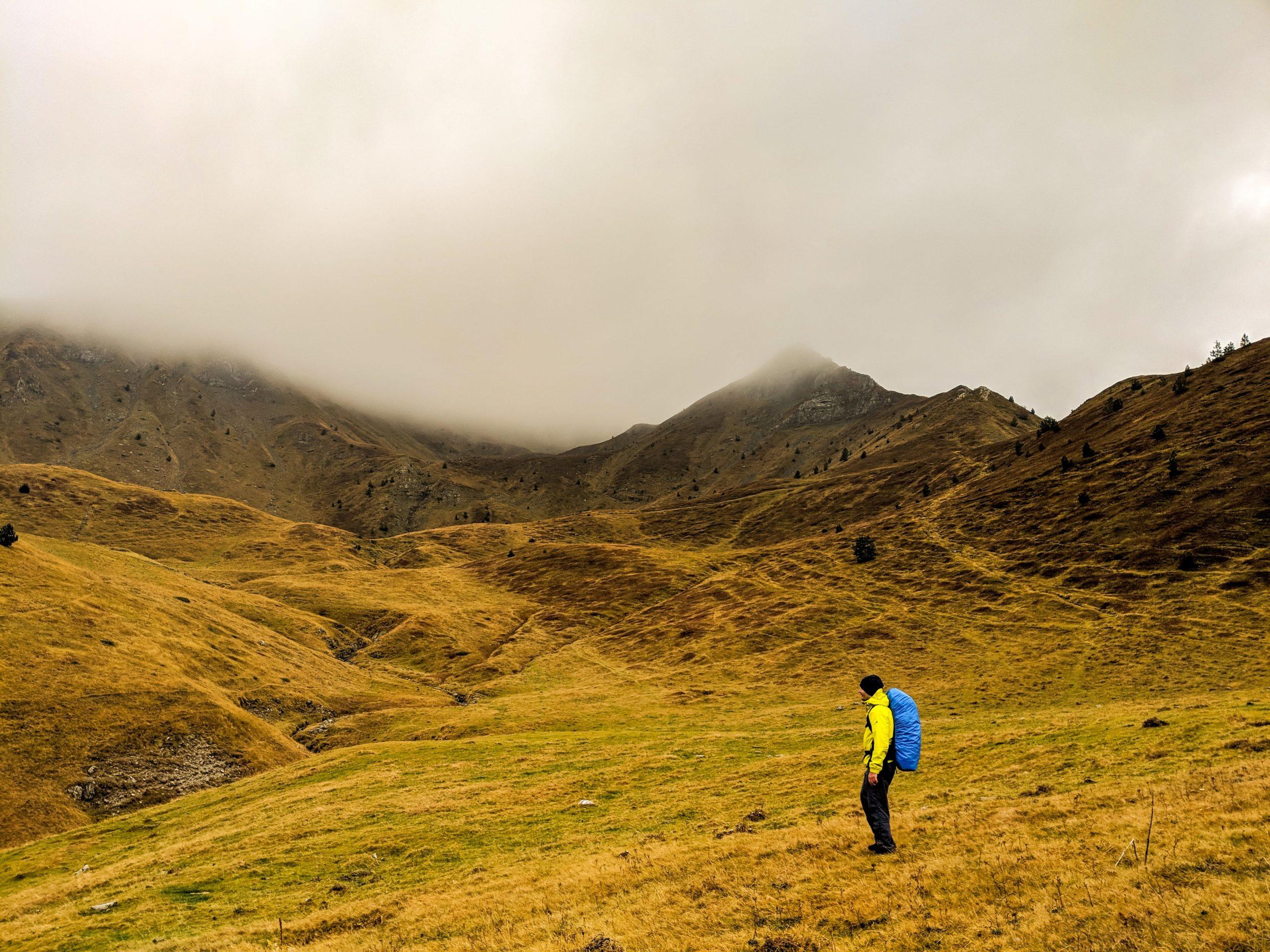 Lepushe hiking Albania
