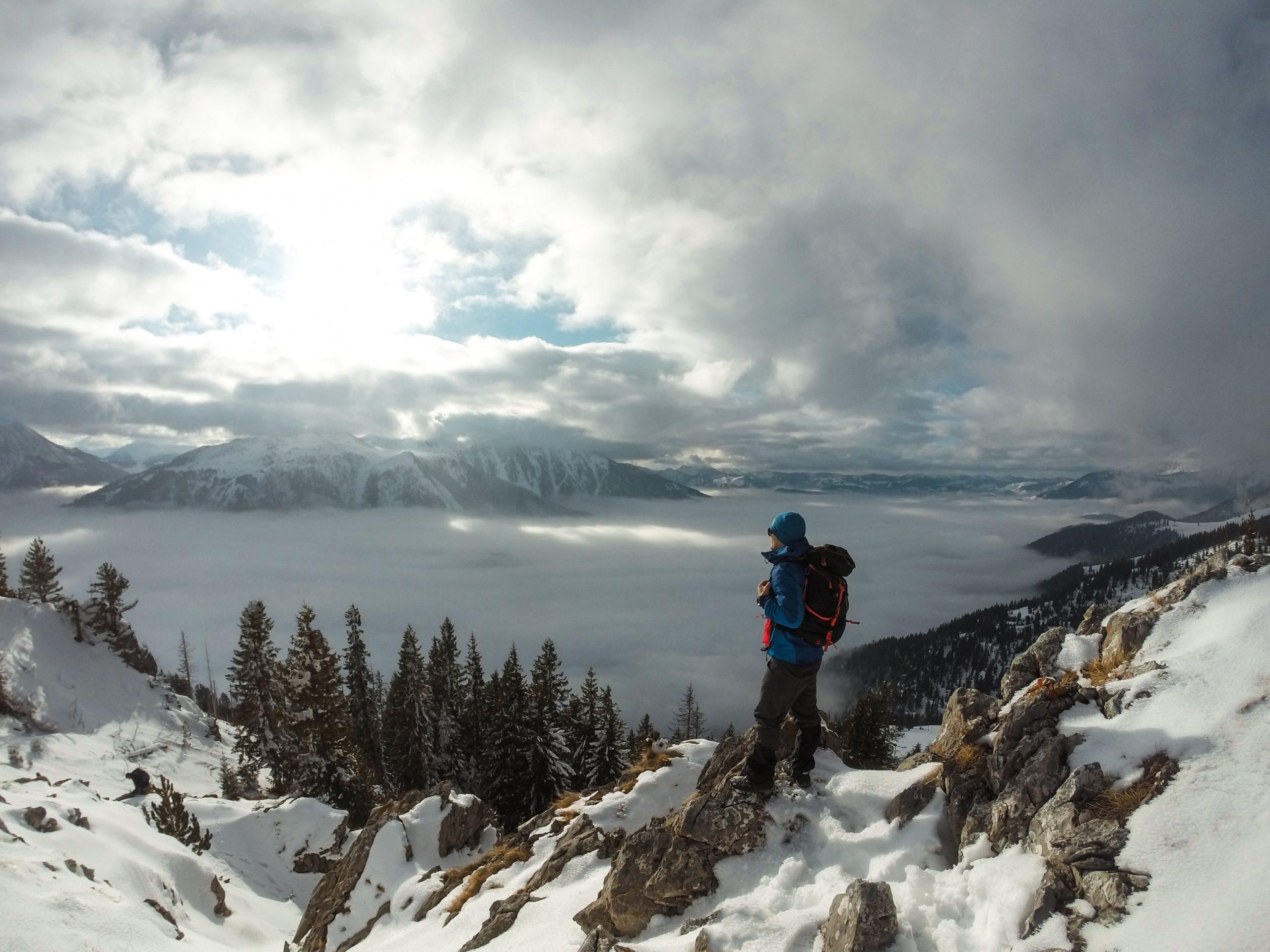 Shtupeq hiking winter Rugova