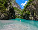Shala river, secret paradise of the Northern Albania