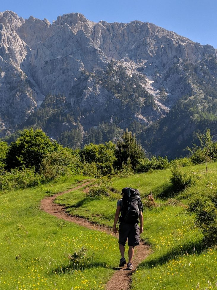 Valbone Theth hike