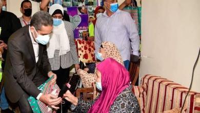 صورة محافظ الغربية يحتفل بعيد الأضحى مع الأطفال والمسنين بطنطا