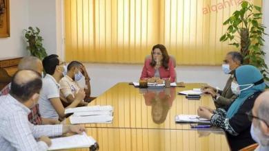 صورة محافظ دمياط تعقد لقاء مع المواطنين وتناقش عدد من الشكاوى والمطالبة