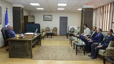 صورة ختام البرنامج التدريبي العملى والميدانى لمتدربي البرنامج الرئاسي بمحافظة السويس