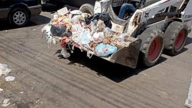 صورة الداودي يعلن استمرار حملات النظافة ورفع مخلفات الاضاحي بقنا