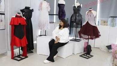 صورة أزياء بروح التفاؤل والأمل بمشروعات التخرج لطلاب الفنون التطبيقية فى جامعة بدر