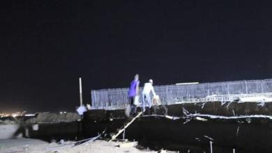 صورة ملحمة انشاء الكبارى العلوية العملاقة  بشرم الشيخ توشك على الانتهاء