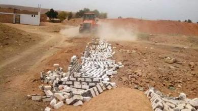 صورة محافظ أسوان : إزالة فورية ل ١٨ حالة تعدي بمساحة أجمالية ٨ ألاف م٢.