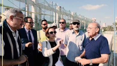 صورة نائب محافظ الإسكندرية تتفقد بعض المشاريع التنموية بالمحافظه