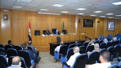 صورة القاضي يوجه بالتيسير علي المواطنين والإسراع في استكمال إجراءات التصالح في مخالفات البناء