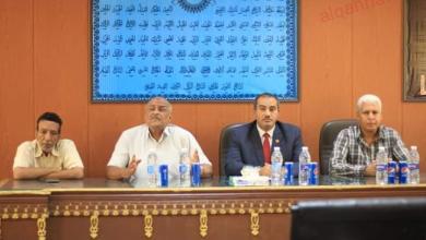 صورة جامعتا الاقصر وجنوب الوادي تواصلان اللقاءات التوعوية لمحو الأمية لطلاب الجامعتين