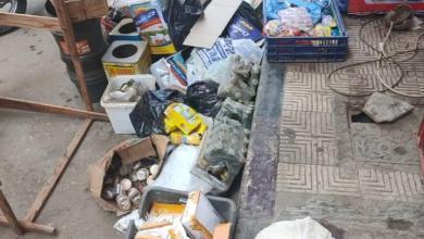 صورة مديرية الصحة بالدقهلية تضبط 7 طن أغذية وسلع متنوعة منتهية الصلاحية