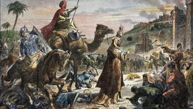 صورة أرطبون العرب وداهيته ( الحلقة الخامسة عشر) التحكيم