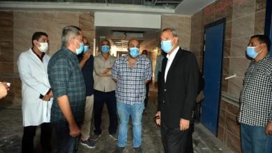 صورة محافظ القليوبية يقوم بجولة ميدانية بمدينة القناطر الخيرية لمتابعة المشروعات الجاري تنفيذها لدفع الأعمال بها