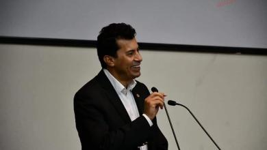صورة أشرف صبحي يشهد النسخة الثانية من المشروع القومي لتأهيل الشباب للمحليات