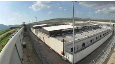 صورة الهروب من سجن جلبوع الإسرائيلي لعدد ٦ سجناء فلسطينيين