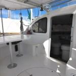 Catamaran del alquiler y charter en Barcelona