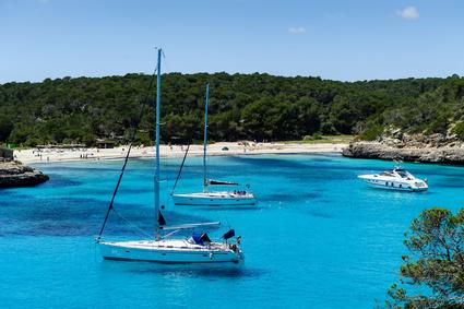 Vacaciones en veleros en Baleares