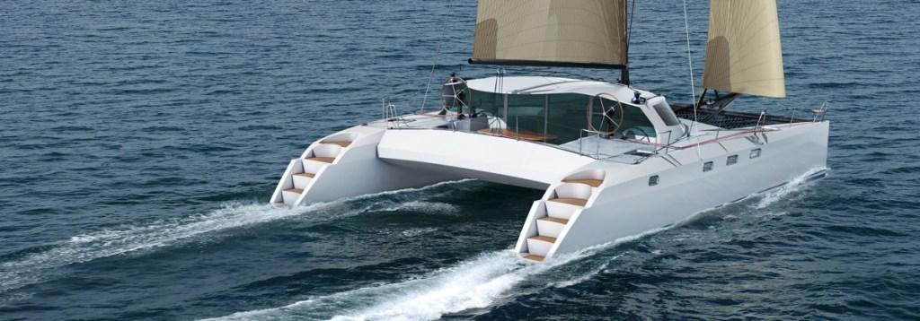 Alquiler catamaran en alicante