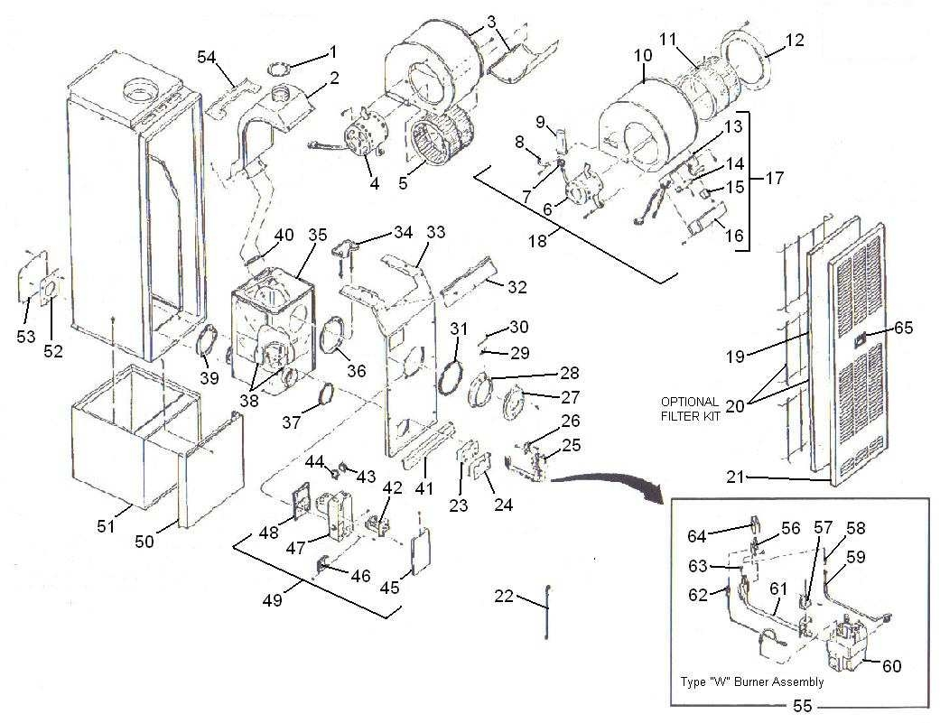 6 Pics Miller Mobile Home Furnace Manual And View