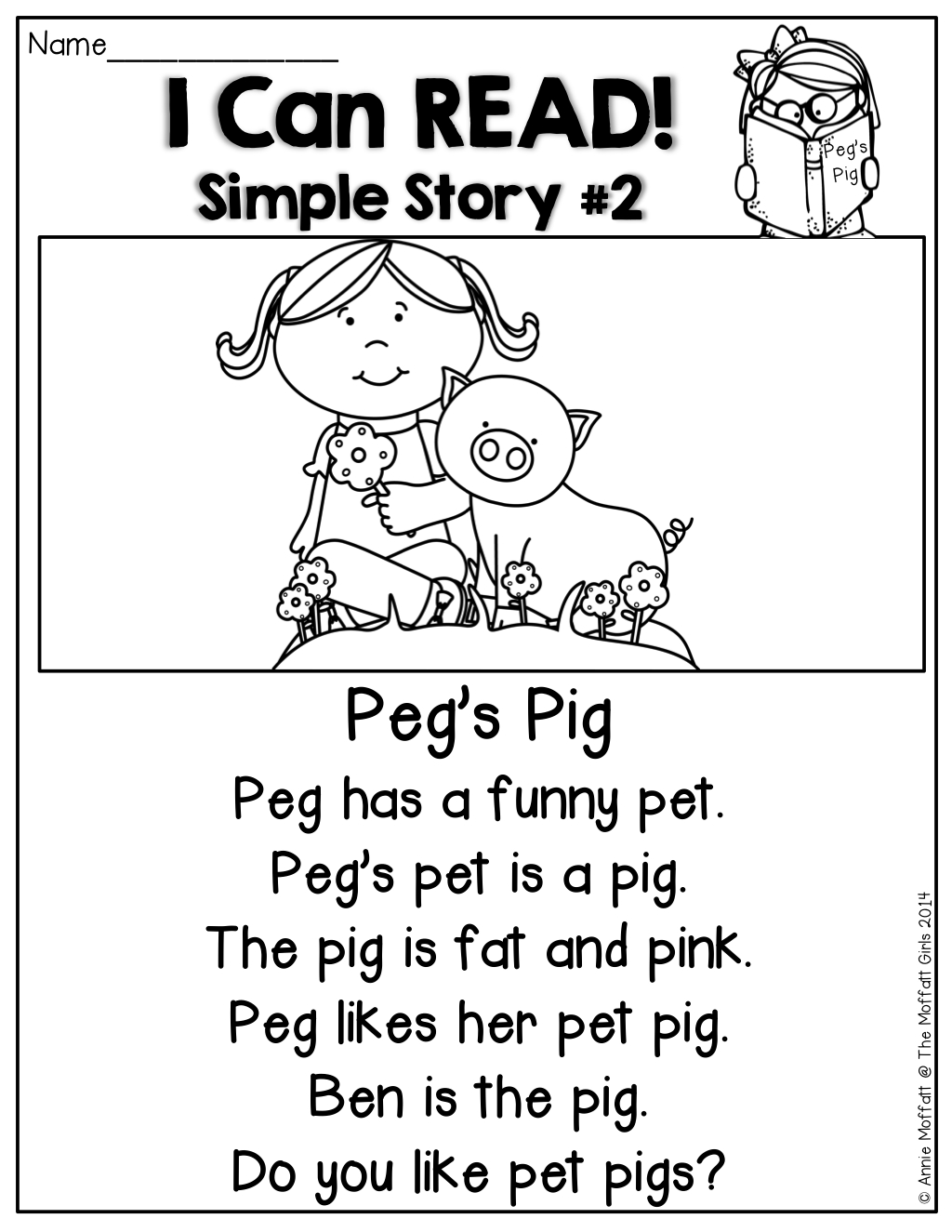 6 Pics Short Story For Kids To Read And Description