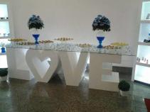 alquiler de mesa love