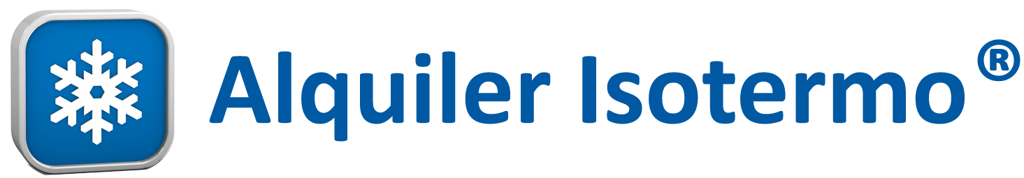 Logotipo Alquiler Isotermo