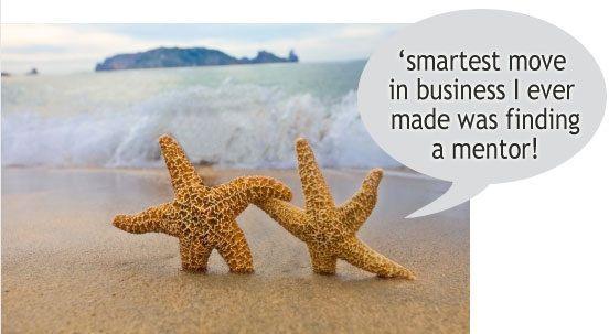 Lo mas inteligente es buscar un mentor