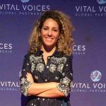 Mariana Massaccesi, Coordinadora General de Voces Vitales Argentina