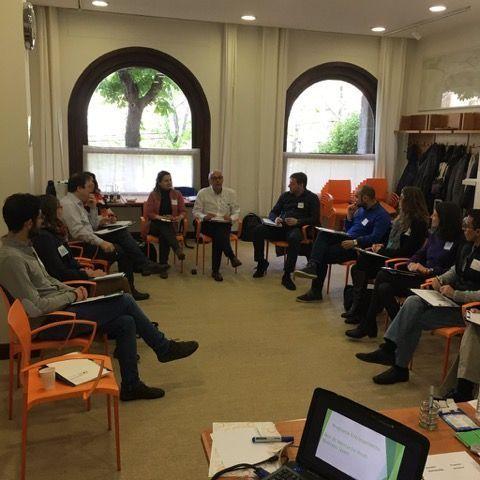 1 y 2 de Diciembre estoy en Madrid formando a los Mentoring Managers de YBS