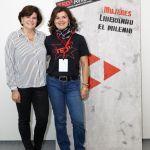 Con Rosa Allegue en TEDxAvilesWomen