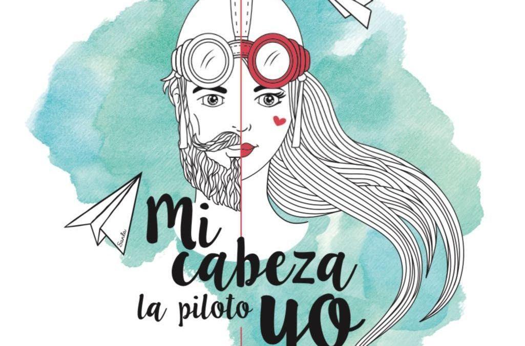 """El viernes16 presentaré en FNAC el libro """"Mi cabeza la piloto yo"""" de Laura García Hernández"""