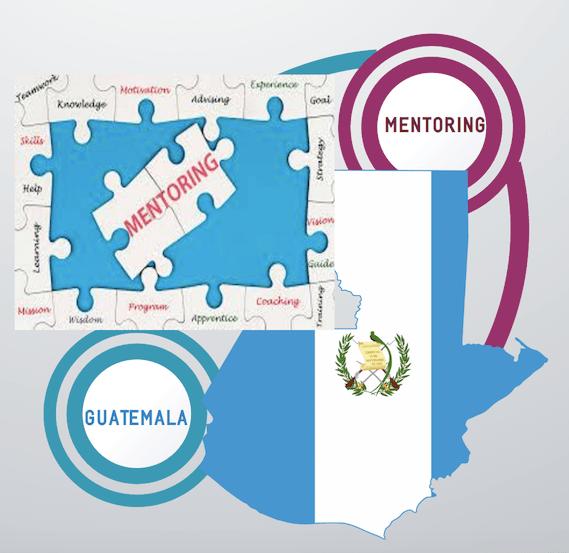 Hoy iniciamos nuestro primer curso de mentoring en Guatemala