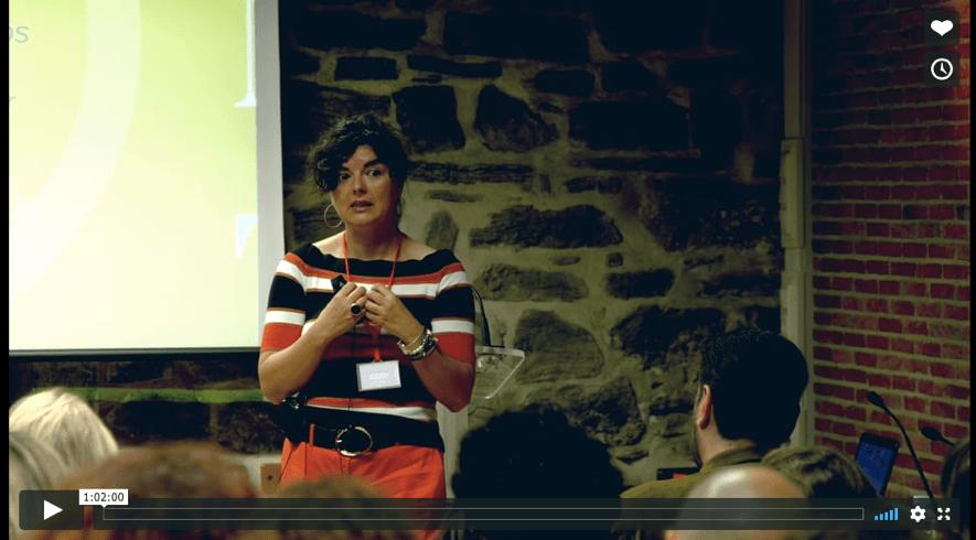 """Video de la Conferencia """"Mentoring y Transformación Cultural"""""""