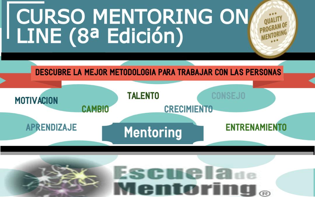 8ª Edición Curso Online de Iniciación al Mentoring