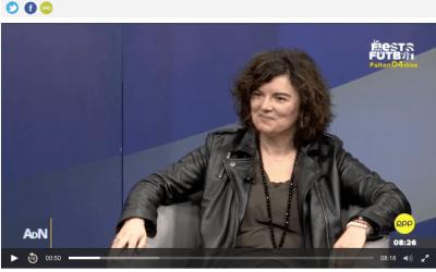 Entrevista en la Televisión Peruana (RPP TV) sobre Mentoring