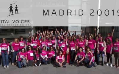 Apúntate la cita: Caminata de Mentoring 11 Mayo 2019 en Madrid