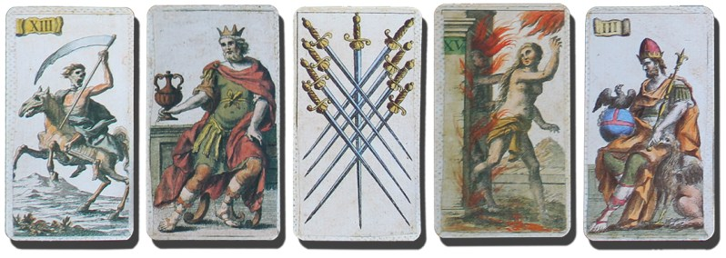 tarot-minchiate-cartas