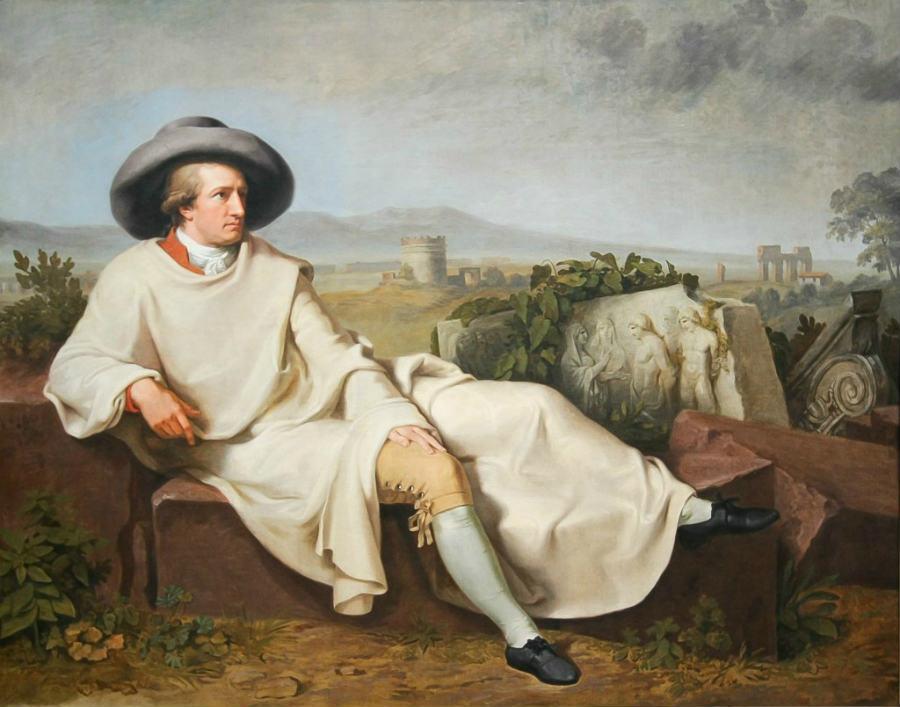 Goethe e a Sociedade de Eleitos