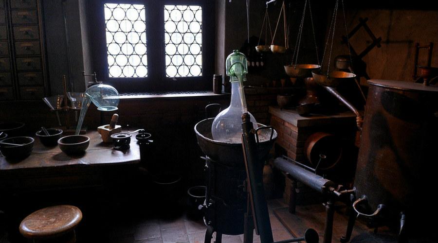 SOLVE - O significado das primeiras operações na espagiria alquímica
