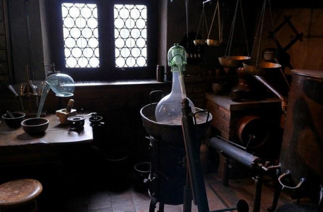 SOLVE – O significado das primeiras operações na espagiria alquímica