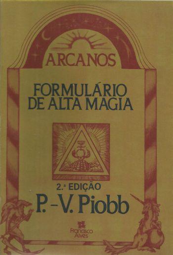 Formulário de Alta Magia