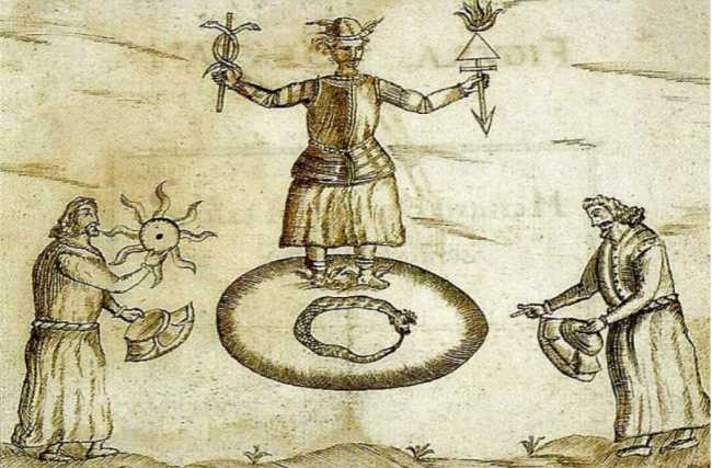 O Ovo Filosófico de Hermes
