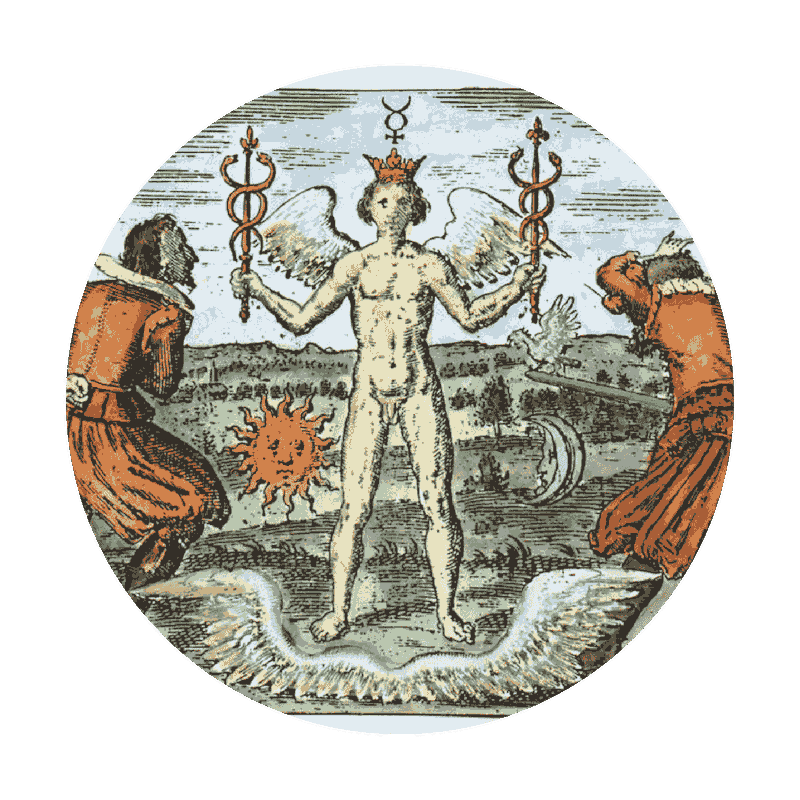 As 12 Chaves da Filosofia (ou Alquimia) - Basílio Valentim